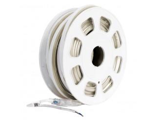 Neon Flex Led 24V Bianco freddo IP65 10m 6000k