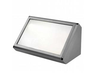 Lampada da Esterno Grenada 2 X E27 max 20W in Alluminio