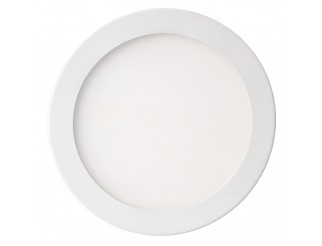 Pannello LED bianco 24W Rotondo 6000K 2400lm V-tac