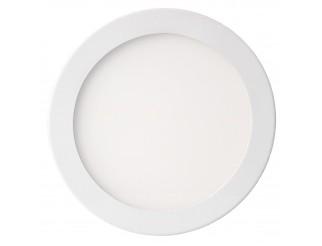 Pannello LED bianco 24W Rotondo 2400lm 4500K V-TAC