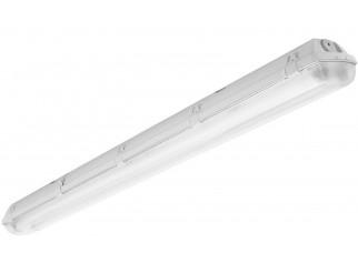 Plafoniera stagno 1x18 IP66 per tubi led