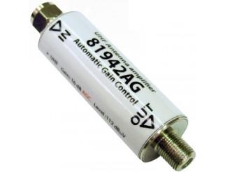 AMPLIFICATORE VHF-UHF 12DB 5-60 12V INNESTO ANT.