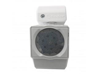 Rilevatore di Movimento Presenza Sensore Crepuscolare FINDER 18.01 Luce Interno