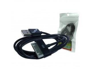 CAVO CAVETTO DATI USB PER IPHONE IPAD IPOD 3G 3GS 4 4s CARICABATTERIA VULTECH