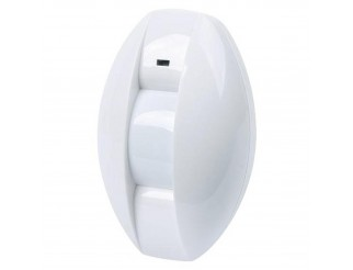 Sensore PIR Wireless 433,92MHZ copertura a tenda bianco LIFE