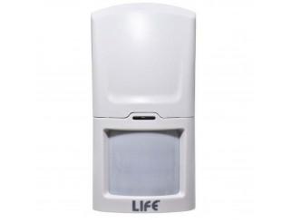 Sensore PIR, Wireless 868MHZ LIFE