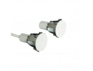 Sensore Contatto filare Magnetico Incasso per Porte Blindate Porta Blindata