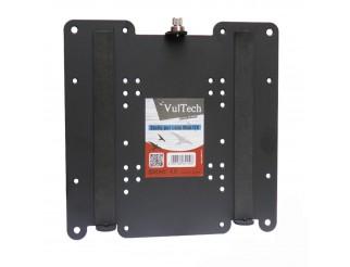 STAFFA SUPPORTO DA MONITOR LCD PER TV MINI CASE ITX VESA 75 X 75 MM VULTECH NEW