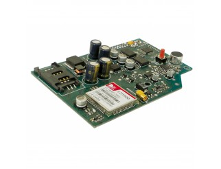 Modulo Scheda Espansione Combinatore Telefonico GSM SMS AMC ELETTRONICA SV-GSM