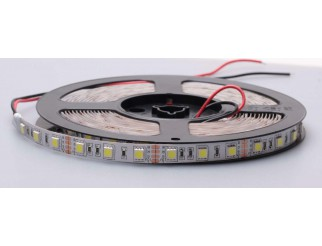 Striscia 120LED/m 2216 IP20 24V 24W/m 6500K 20lm/LED 5mt
