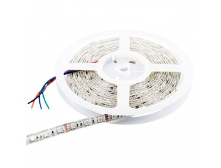 Striscia 300 LED RGB 5050 SMD Bobina Strip 5m 5 Metri Impermeabile V-TAC IP65