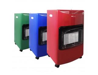 Stufa a Gas Gpl Infrarossi 4,10 Kw Riscaldamento Casa Bombola