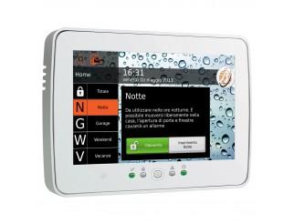 Tastiera di Comando Bentel Security M-Touch per Centrale Allarme Absoluta