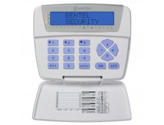 Tastiera LCD Monitor per Allarme Antifurto Aggiuntiva BENTEL CLASSIKA