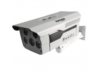 Telecamera AHD 960p HD Videosorveglianza 4 Led Ir Array Varifocale Bullet 8-20mm
