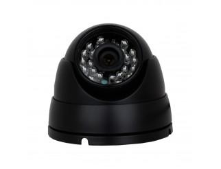 Telecamera Camera AHD Dome Videosorveglianza 24 Ir Led Infrarossi 1200 TVL 2,8mm