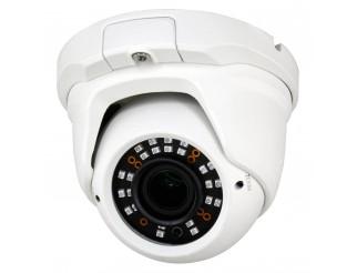 Telecamera dome 1080p 4 in 1 AHD 2.8-12 mm