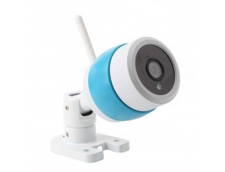 Telecamera 1080P da Esterno Wireless Led Ir Lan Wifi Rete Internet
