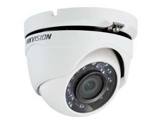 Telecamera Dome Esterno HIKVISION Videosorveglianza 2,8mm Turbo Video HD 720P