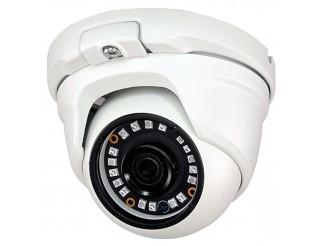 Telecamera dome 1080p 4 in 1 AHD HDCVI 3.6 mm