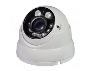 Telecamera TURBO HD Dome Varifocale 1,3 MEGAPIXEL 2,8 - 12 mm EUROTEK Led Array