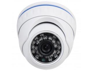 Telecamera Videosorveglianza AHD 720P IP65 Dome Infrarossi 3,6 mm Esterno