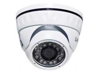 Telecamera Dome 2in1 AHD CVBS 720p IP65 Fissa 2.8mm LIFE