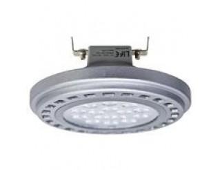 LAMPADA LAMPADINA LED G53 15W 4000K LM1300 silver LIFE