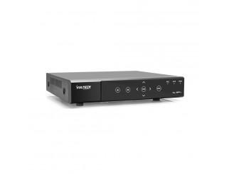 DVR UVR IBRIDO 8 CANALI ANALOGICO DIGITALE VULTECH HDMI P2P CLOUD HD 1080P