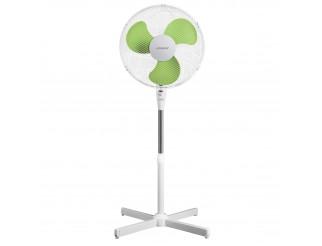 Ventilatore a Piantana Pala 43cm 50W Oscillante 3 Velocit