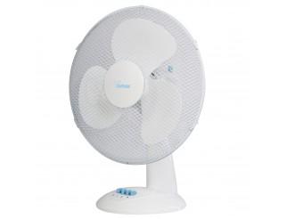 Ventilatore da Tavolo Oscillante a Pale 30 cm 3 Velocit