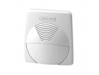 Sirena da Interno Allarme Antifurto Interna Casa BENTEL SECURITY Bianca WAVE/W