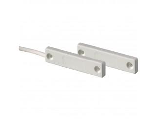 Sensore Magnetico Contatto Incasso per Porte Finestre Contatti Magnetici Allarme
