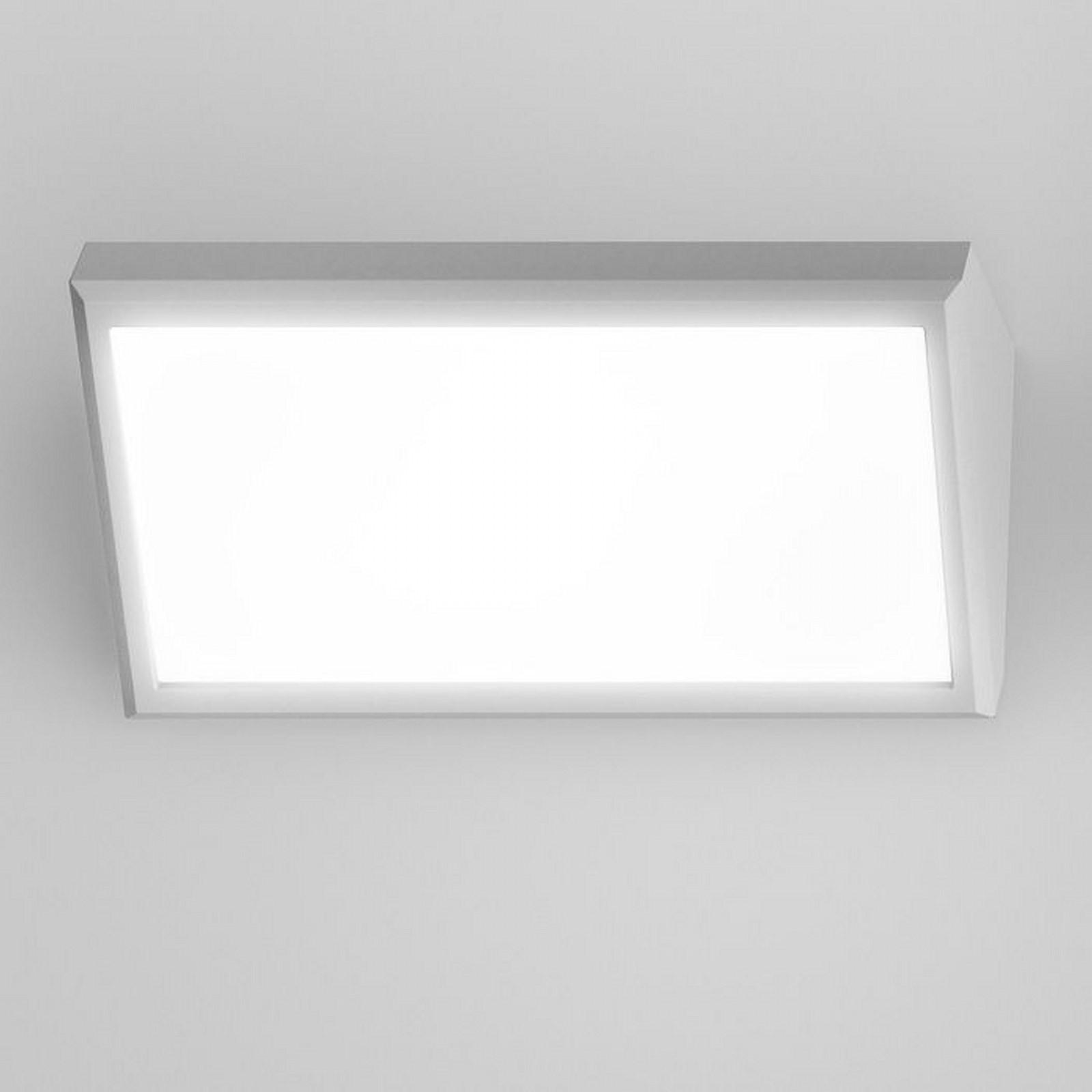 Lampada da Esterno Grenada 2 X E27 max 20W in Alluminio - Area Illumina