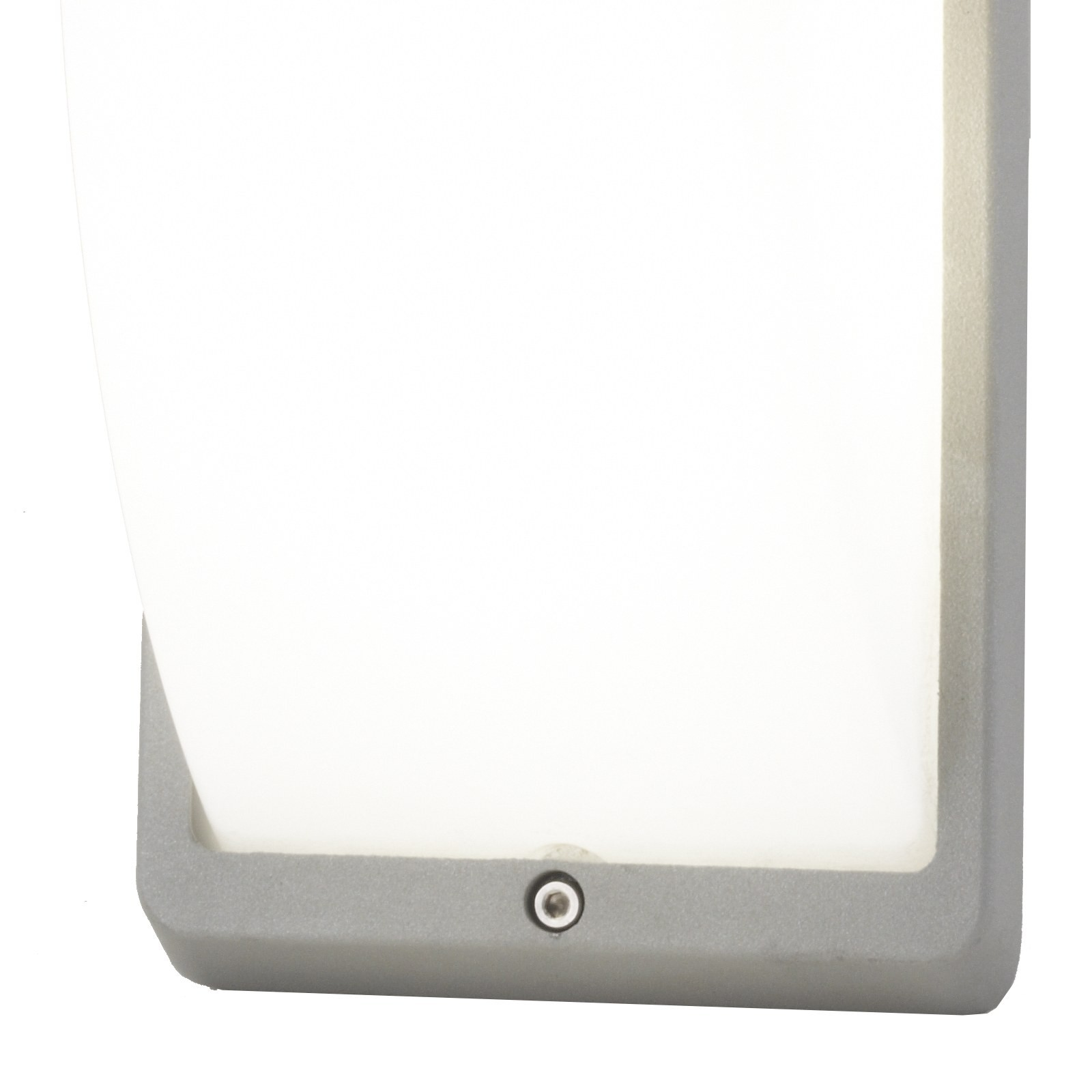 Plafoniera applique lampada led design a parete light in - Lampada led design ...