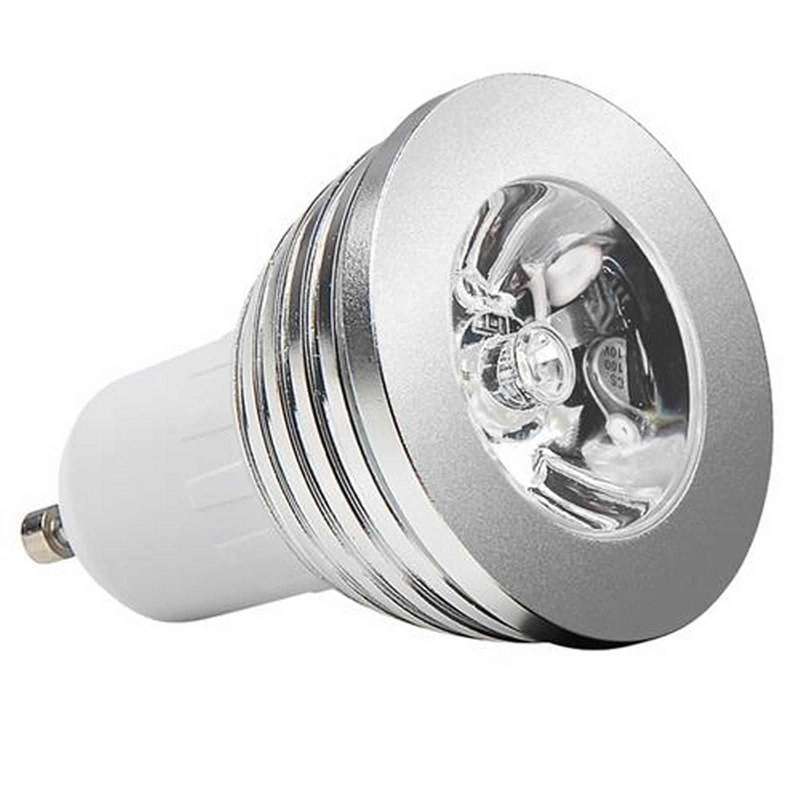 Lampadine Con Telecomando: La boutique della luce faretto lampadina rgb con telecomando w.