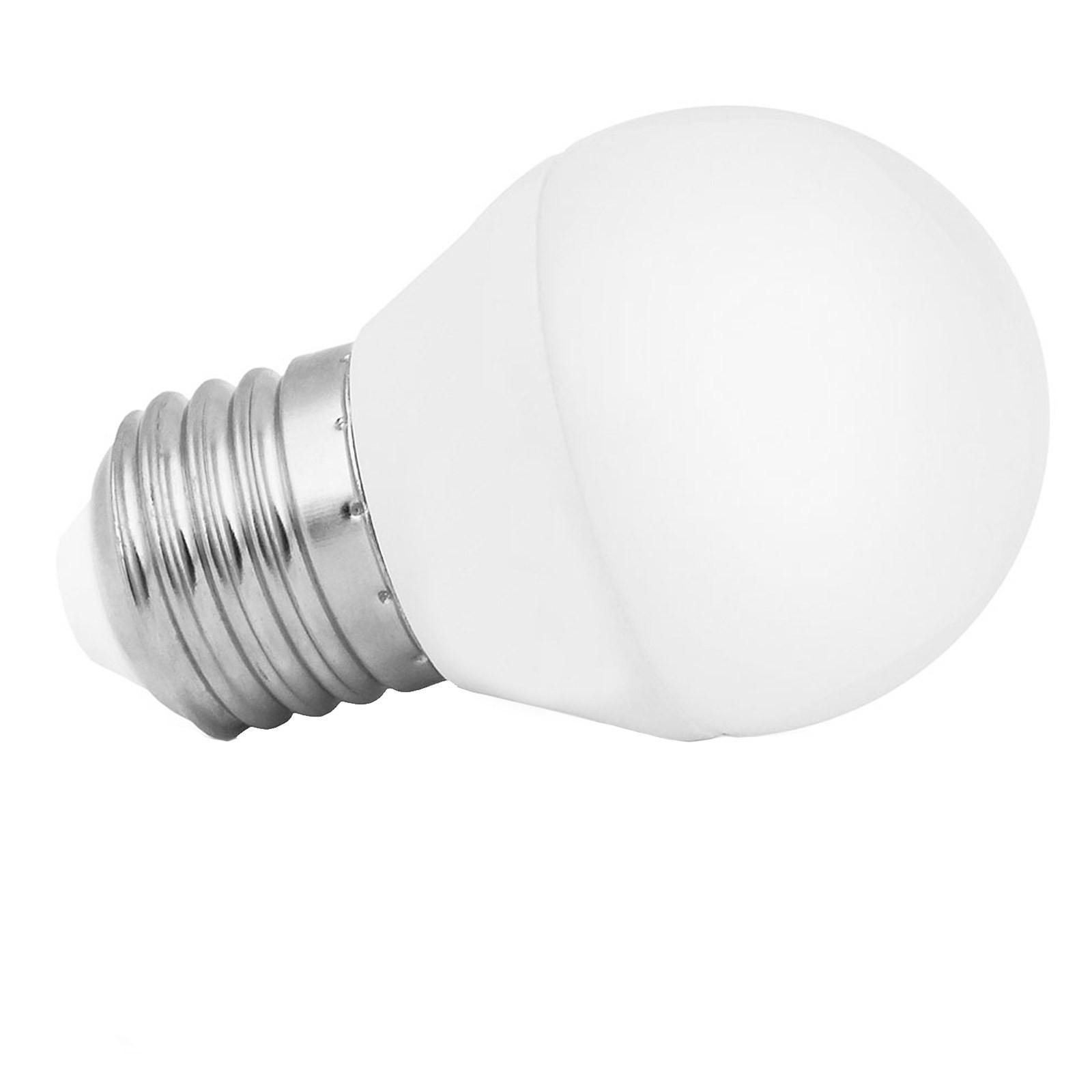 LAMPADA A LED MINISFERA 5,5W FREDDA E27 45x82mm 500 LUMEN 39.920262F