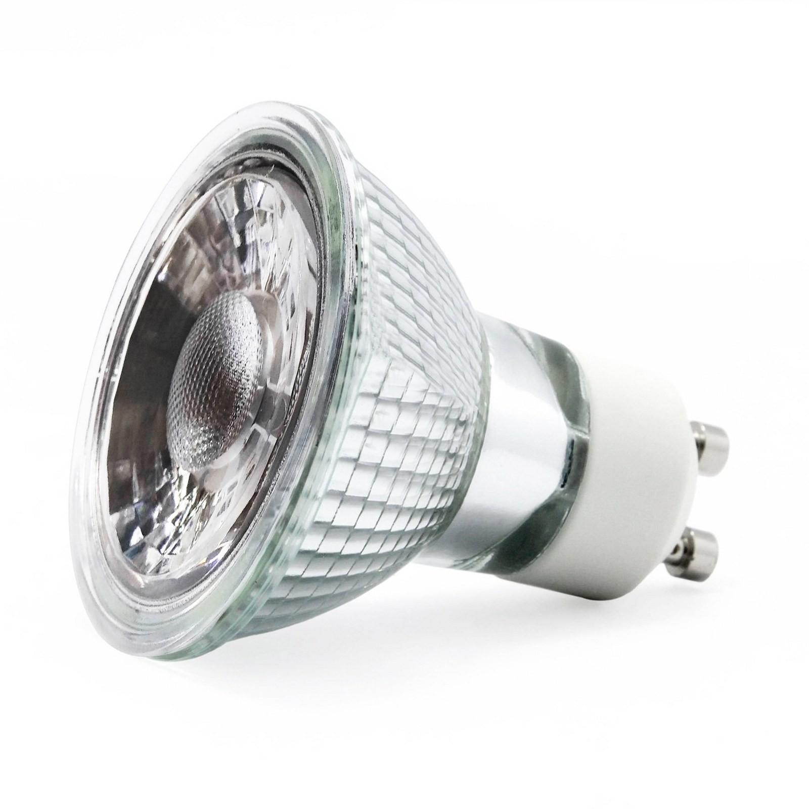 Lampada Led Faretto Gu10.Lampada Lampadina A Led Gu10 Faretto Luce Spot Naturale 5w