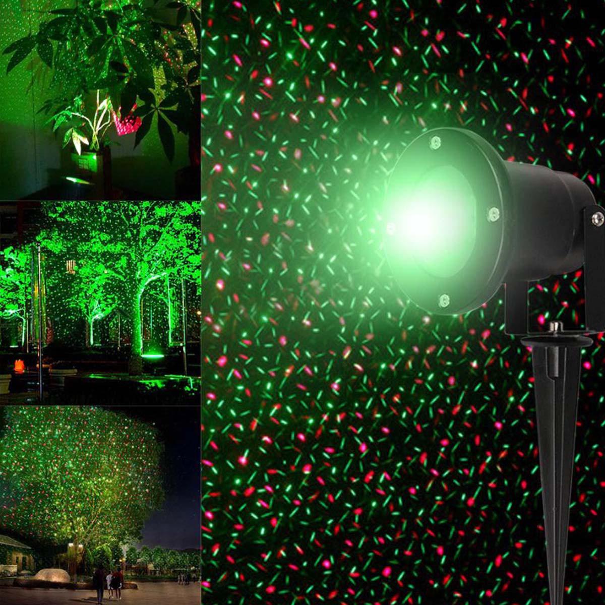 Proiettore Per Luci Natalizie.Proiettore Luci Di Natale Decorazioni Natalizie Da Esterno Con