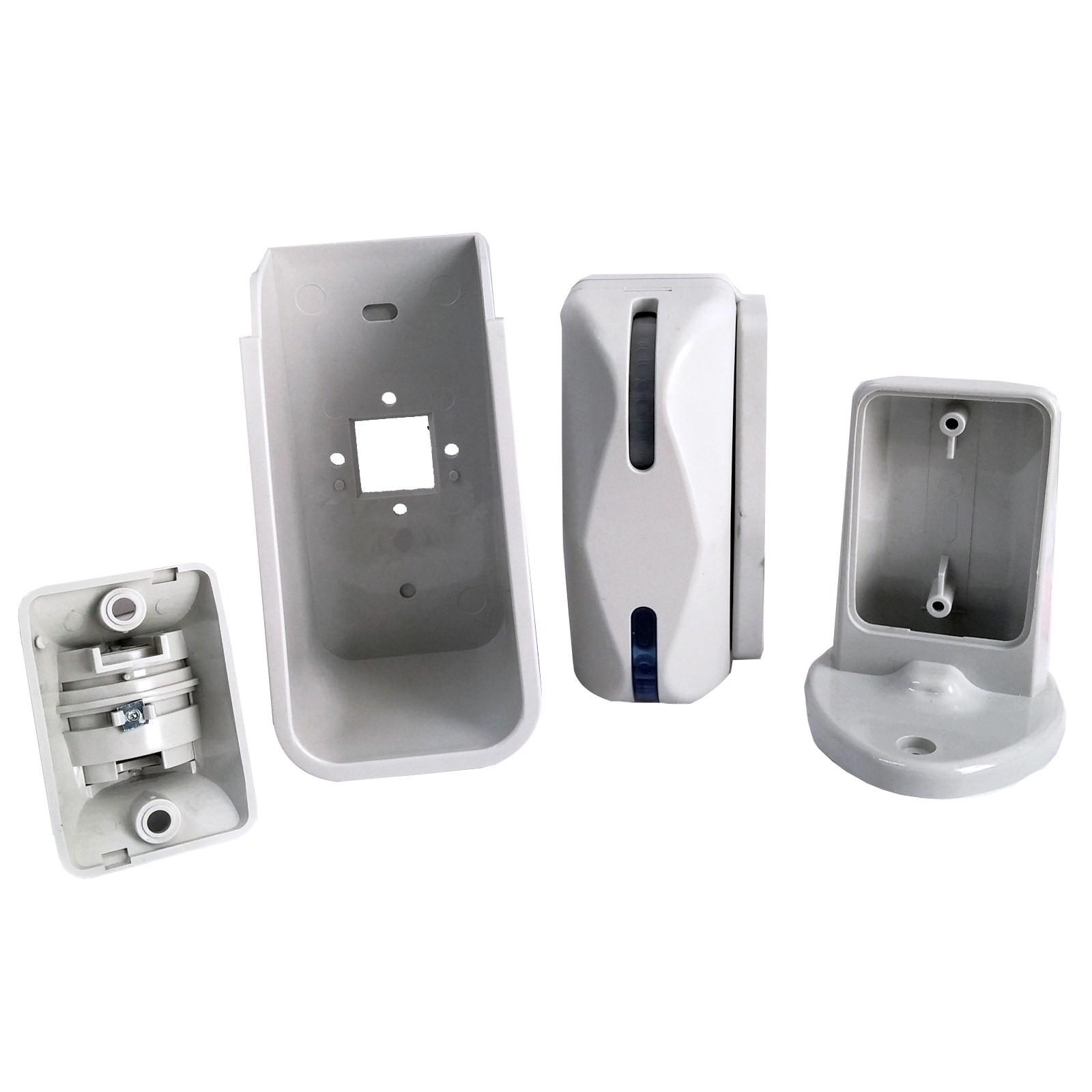Sensore a tenda finestre per allarme antifurto porte aquarius doppia tecnologia area illumina - Antifurto porte e finestre ...
