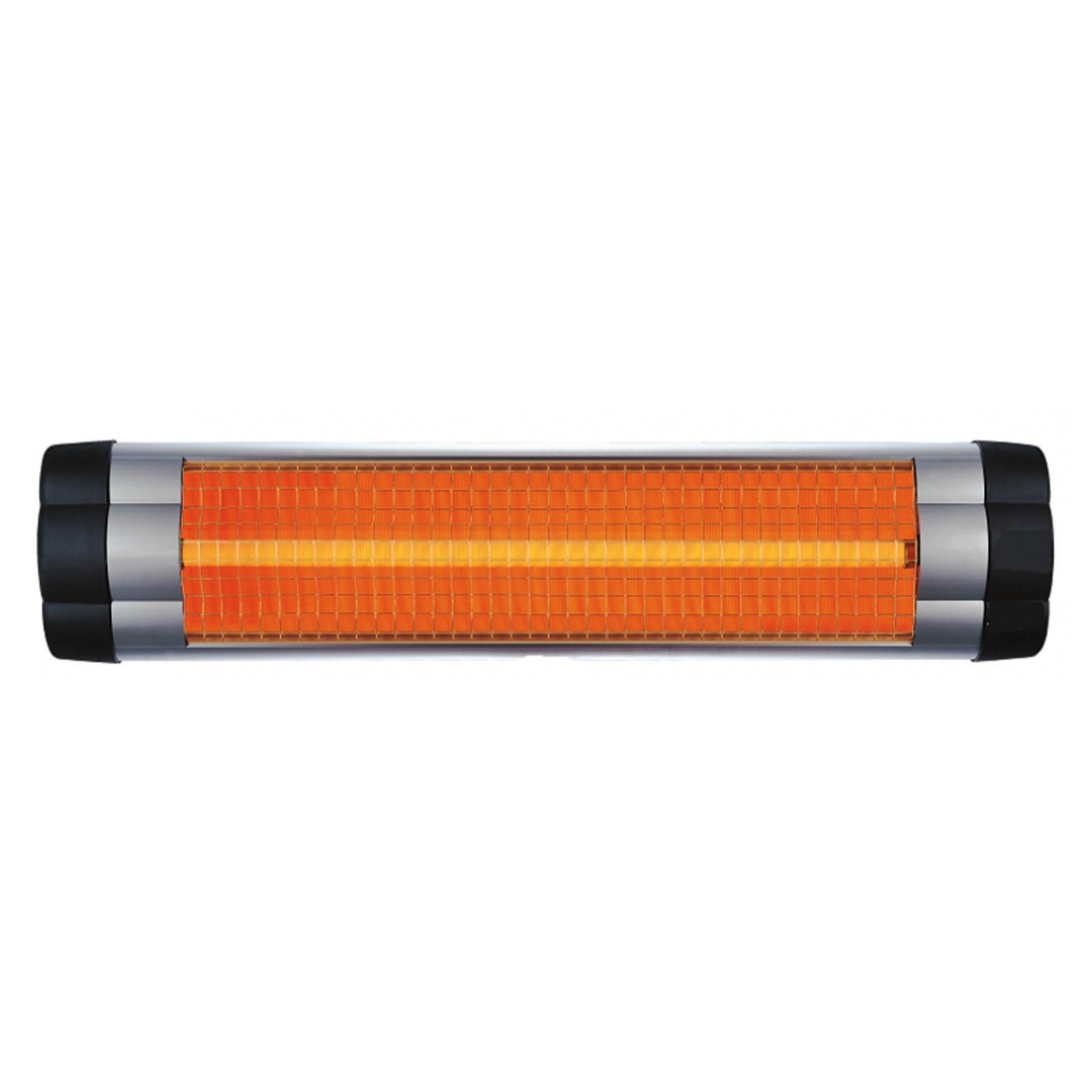 Stufa alogena elettrica al quarzo potenza 2500w - Stufa elettrica ad infrarossi ...