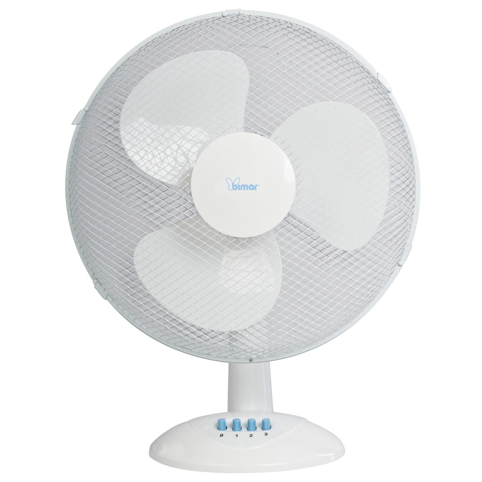 Ventilatore da tavolo oscillante a pale 30 cm 3 velocit for Ventilatore a pale