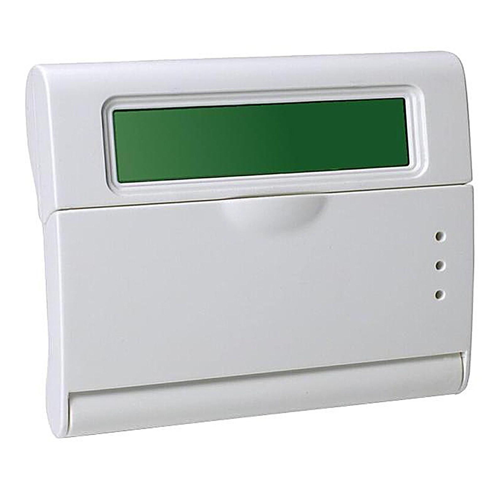 Kit antifurto allarme casa combinatore gsm cablato filare - Allarmi per casa ...